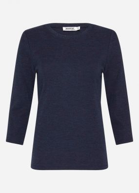 BEVERLY BABY WOOL TOP