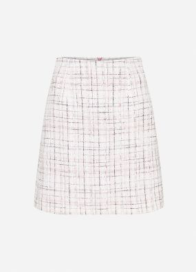 TIANA TWEED SKIRT