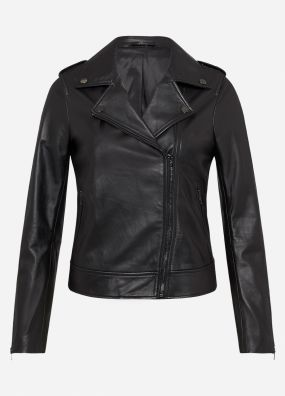 RYDER LEATHER BIKER