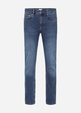 CROSBY TAPERED WASH JEAN