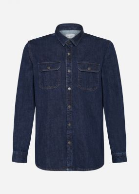 HANK DENIM SHACKET