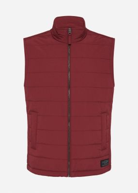 ONYX QUILTED GILET