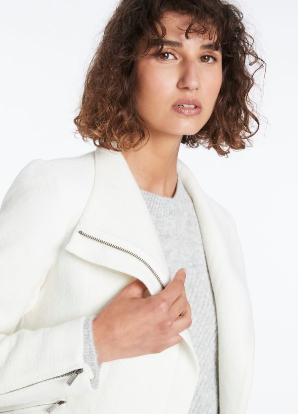 LANI FELTED WOOL JACKET