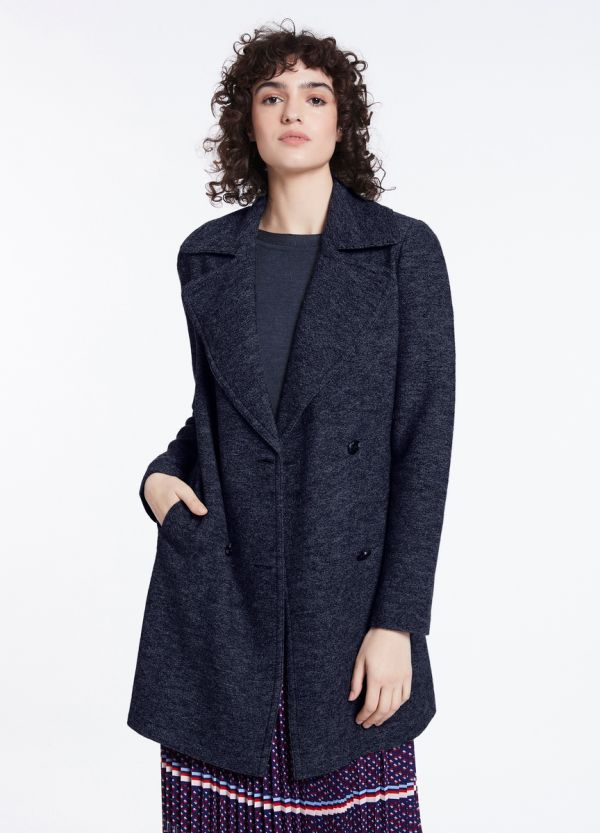 DIANA DOUBLE BREASTED COAT
