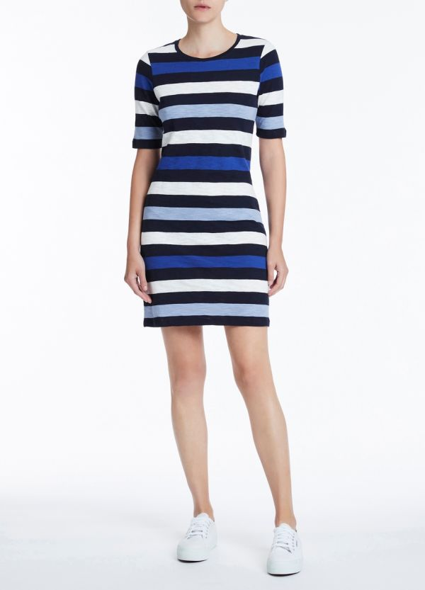 NOOSA STRIPE DRESS