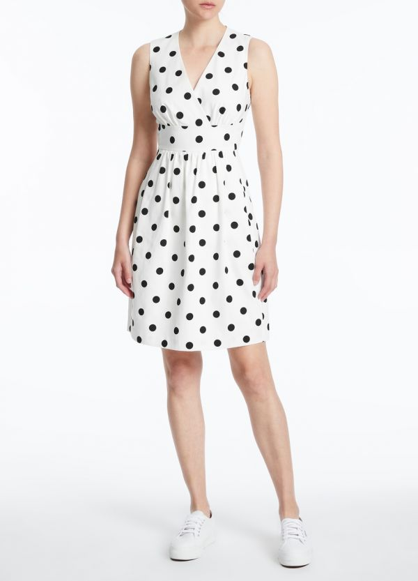PENNY POLKA DOT DRESS