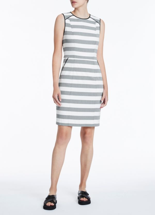 ALBANY STRIPE DRESS