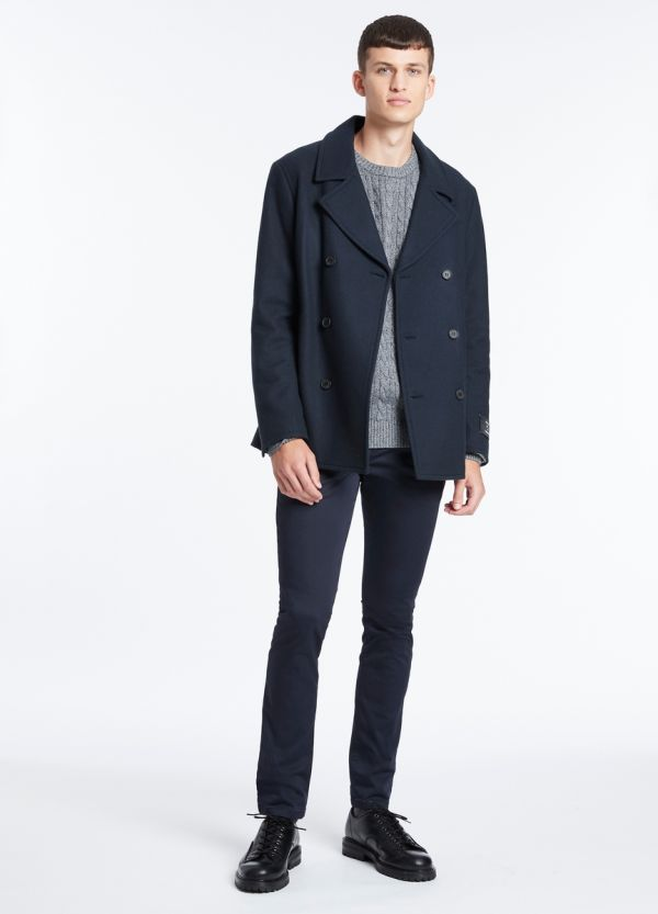 CAMBRIDGE PEACOAT
