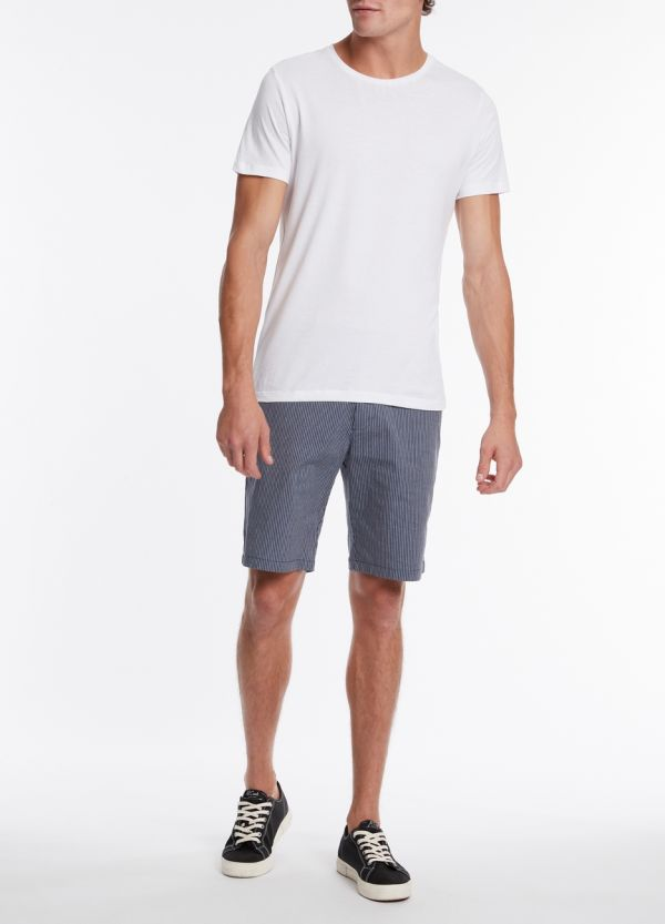 WAUGH SMART STRIPE SHORT