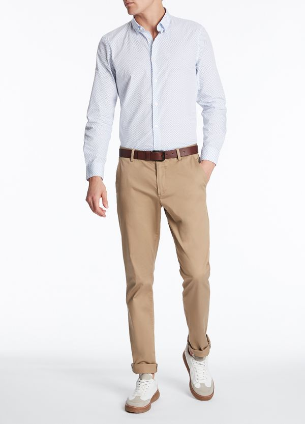 HALE SLIM SHIRT