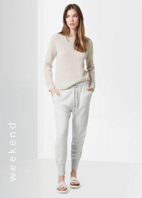 KENDRA KNITTED JOGGER