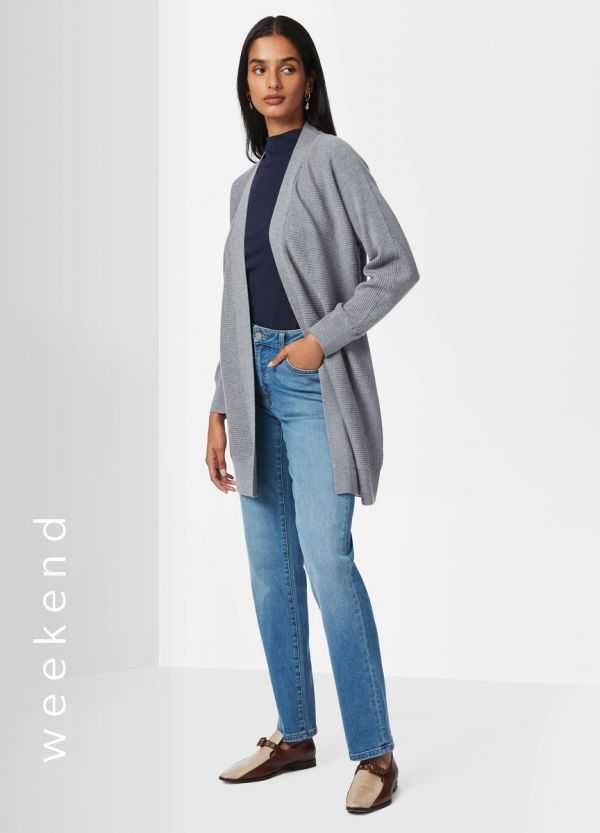 AINSLEY LONGLINE CARDIGAN