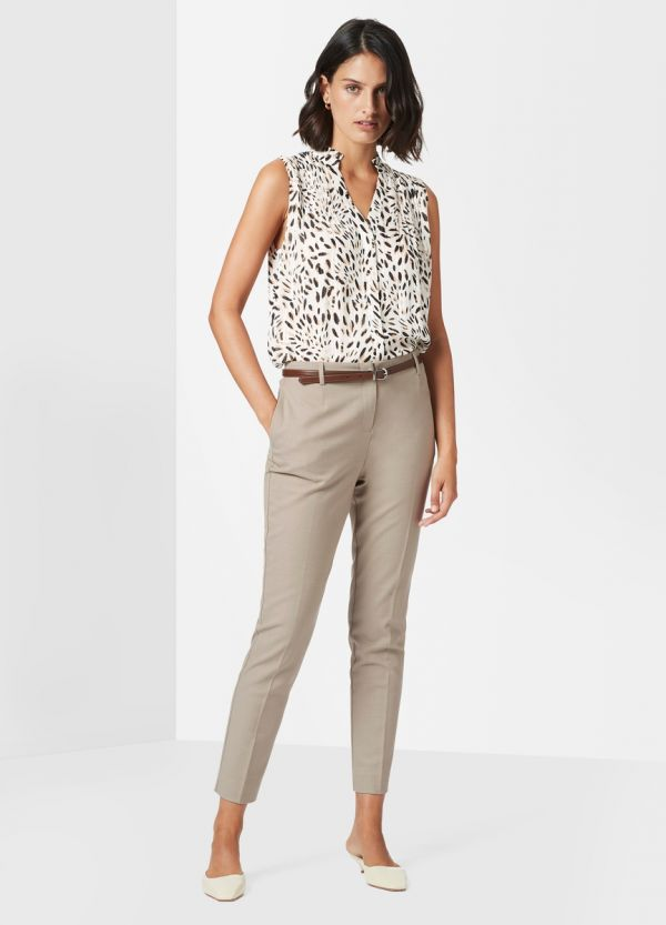 DACEY PINTUCK TOP