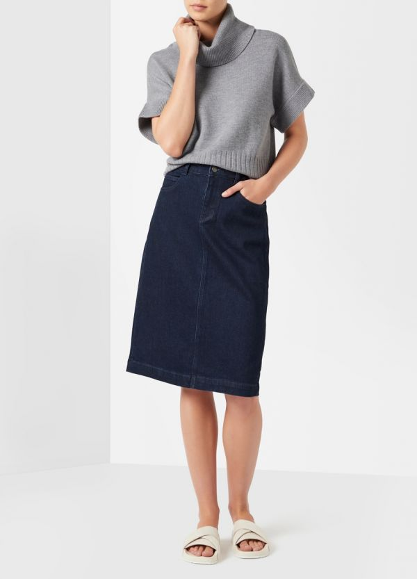 AVERY DENIM SKIRT