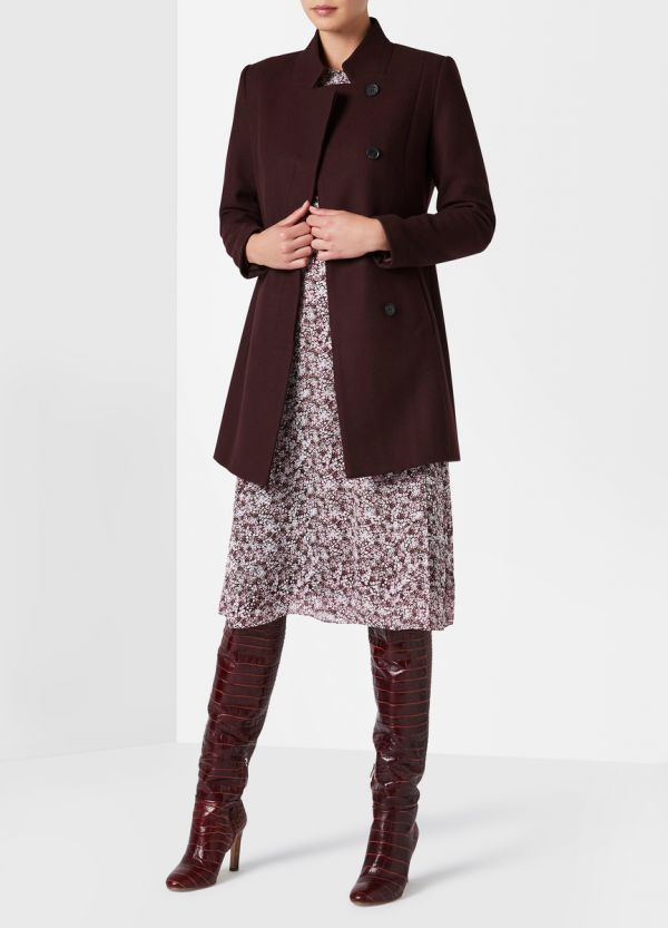 MELINDA MELTON COAT