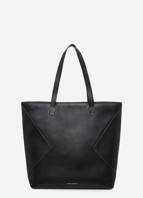 LOLA LEATHER TOTE