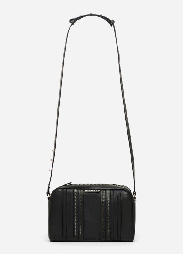 COURTNEY LEATHER CROSSBODY BAG