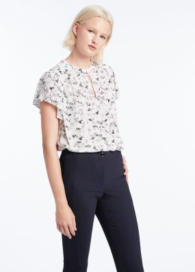 DAINTY DAISIES TOP