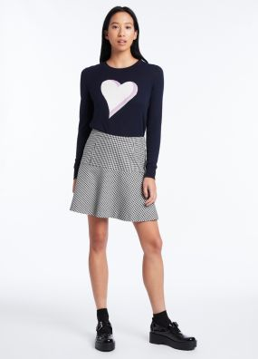 SWEETHEART INSTARSIA KNIT