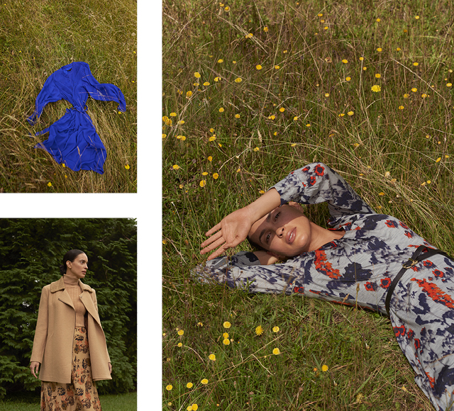 David Lawrence Autumn Winter 21 Collection